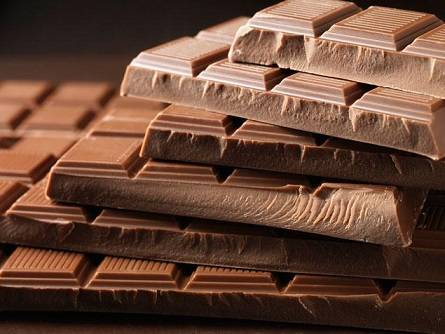 şokolad