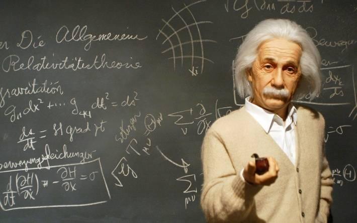 bigpreview Albert Einstein wallpaper
