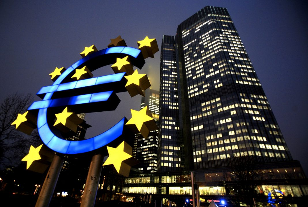 European Central Bank HQ Frankfurt Germany