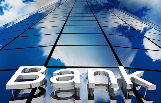 bank building 7