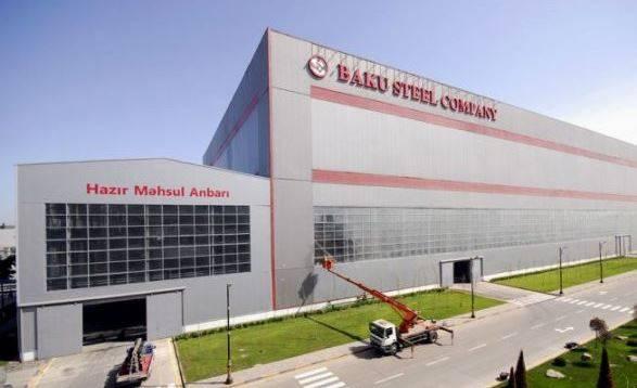 """Baku Steel Company""""ə bu şəxs nəzarət edir"""