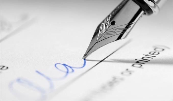 tender invest signature doc