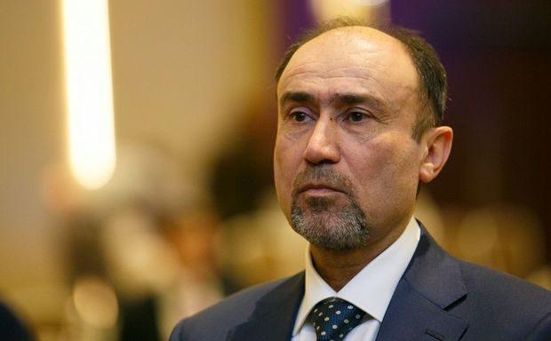 """ABA-nın prezidenti Zakir Nuriyev """"Tərəqqi"""" medalı ilə təltif edilib"""