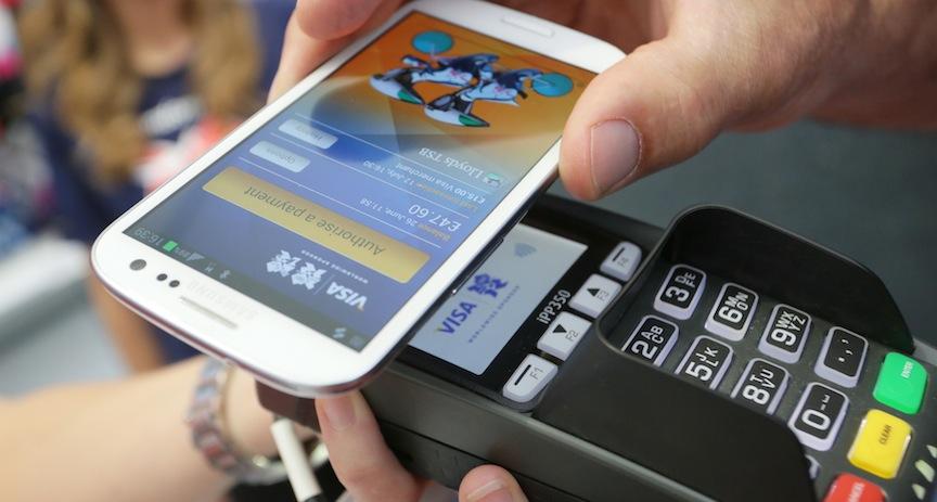 cashless visa paywave olympicspost