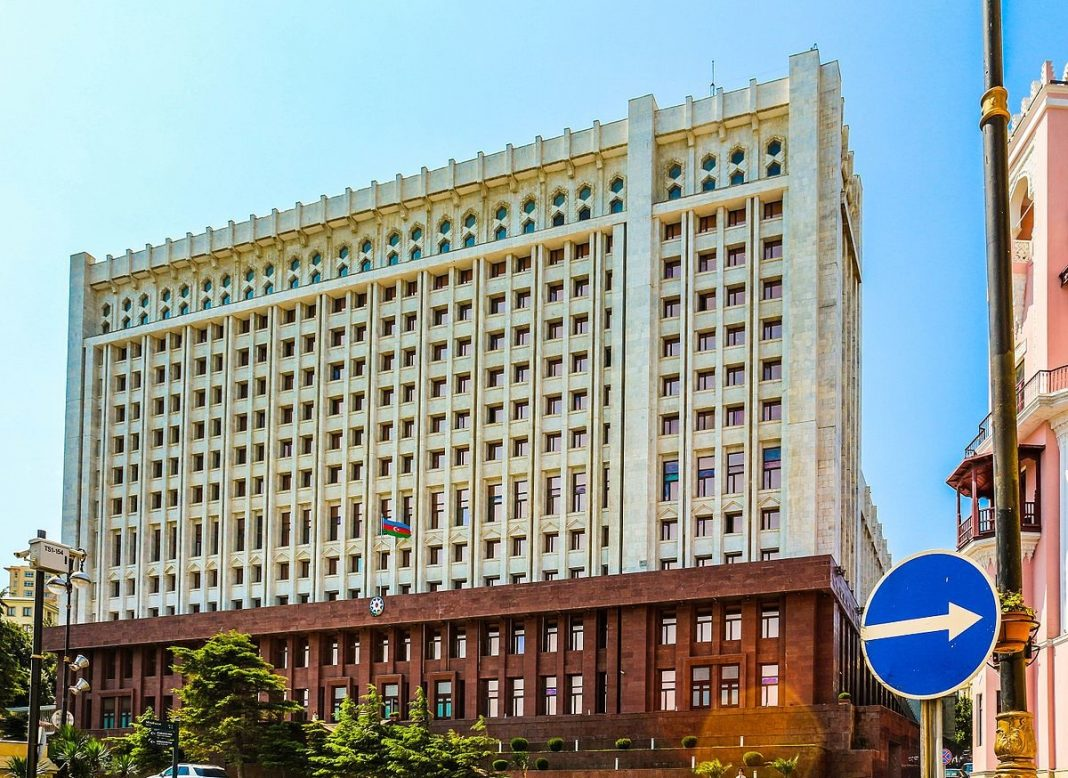 Azərbaycan Respublikası Prezident Aparatının binası