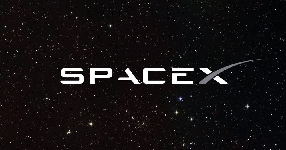 SpaceX Logo Design 1