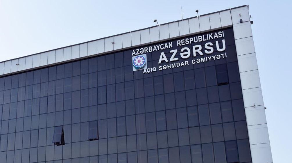 azersu azərsu
