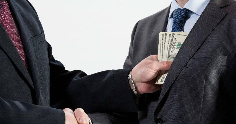 corruption korrpusiya rusvet