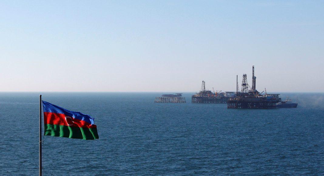 azerbaijan neft oil yataq