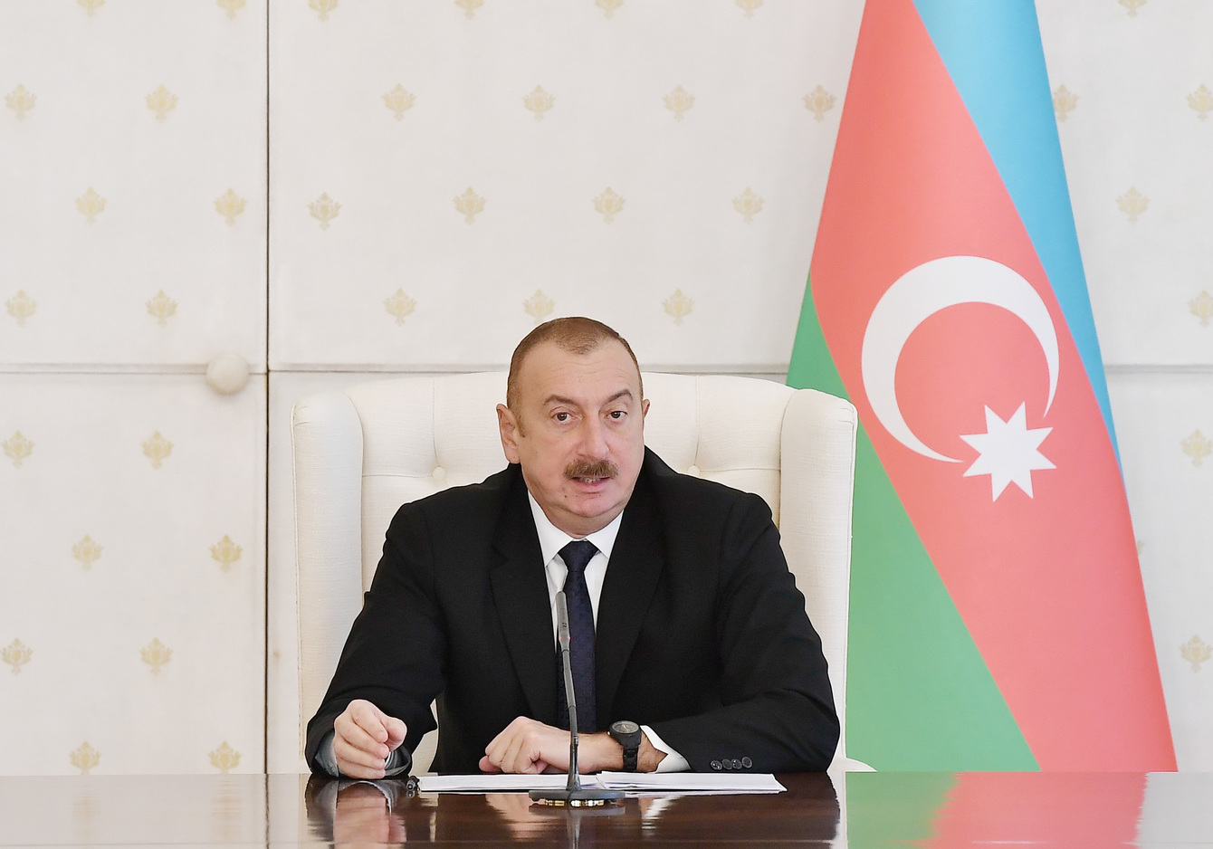 Prezident İlham Əliyev Bilal Ərdoğanı qəbul edib – Banker.az