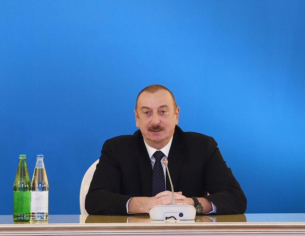 ilham aliyev a