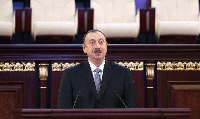 ilham aliyev milli meclis