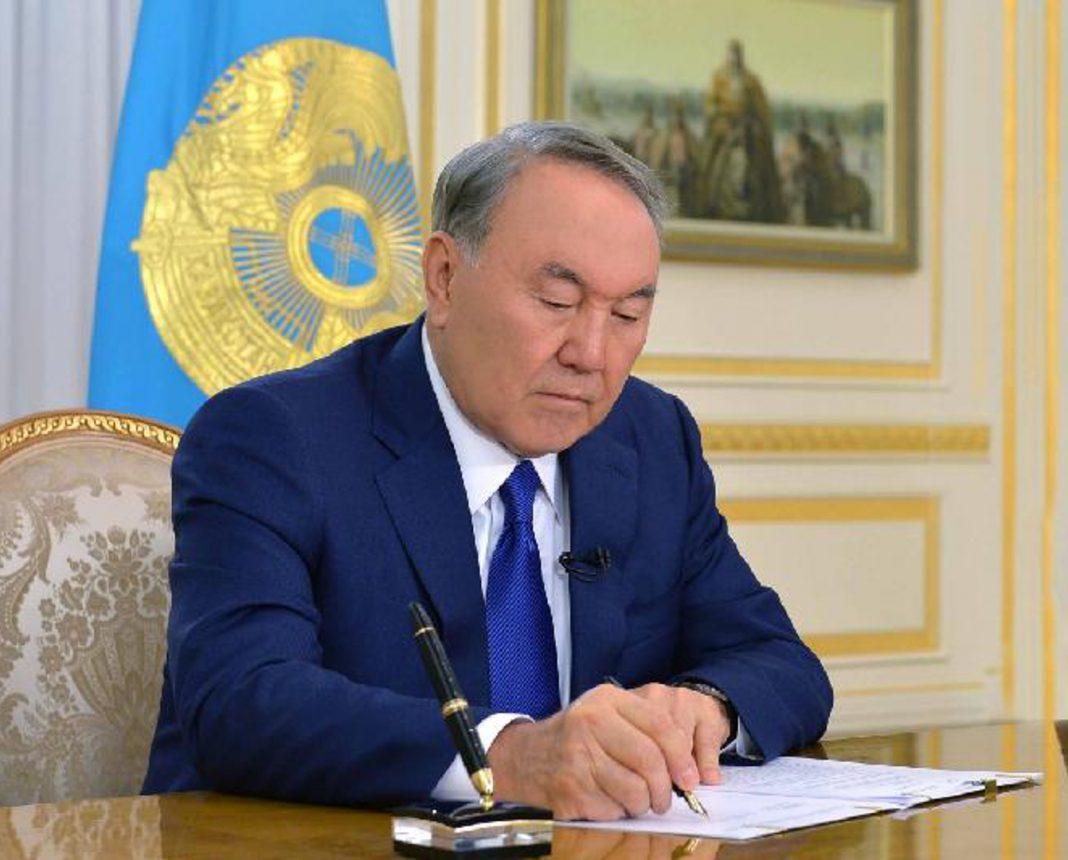 nursultan nazarbayev 2