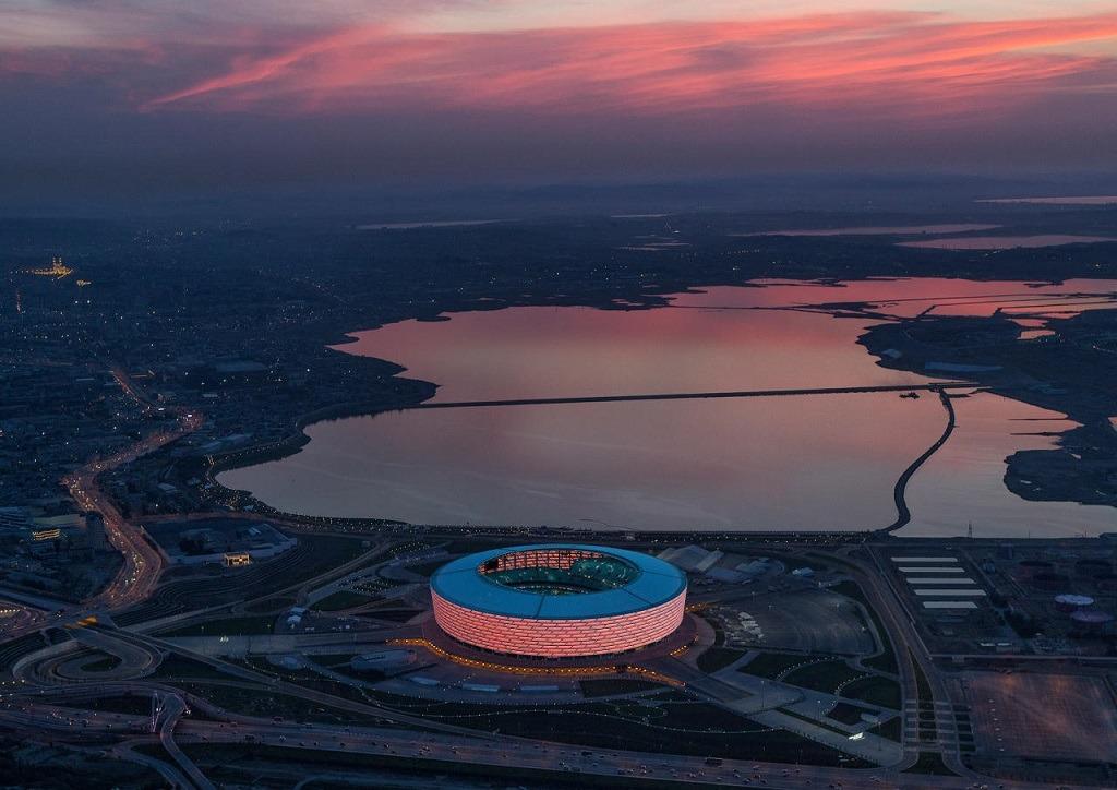baku olimpic stadium