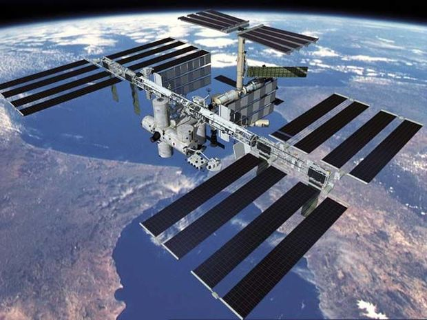 kosmik stansiya