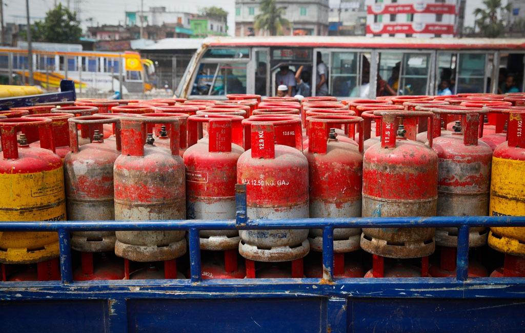 LPG STQ gas