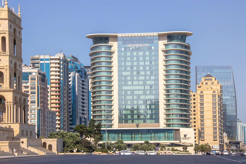 jw marriot absheron hotel