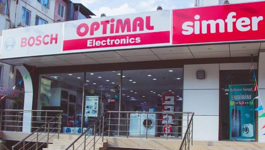 optimal electronics
