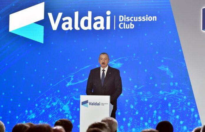Vladimir Putin Valday İlham Əliev ile ilgili görsel sonucu