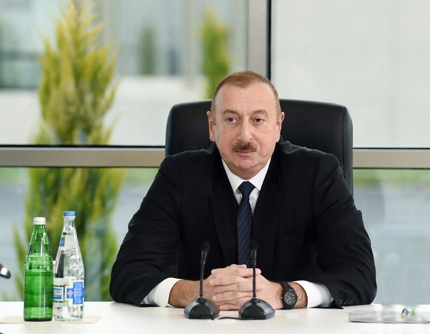 """""""Dövlət nə mümkünsə onu edib"""""""