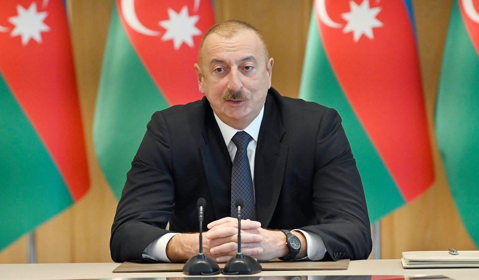 Prezidentin Ramazan bayramı münasibətilə Azərbaycan xalqına təbriki