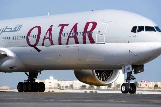 Qatar Airways Boeing 7772
