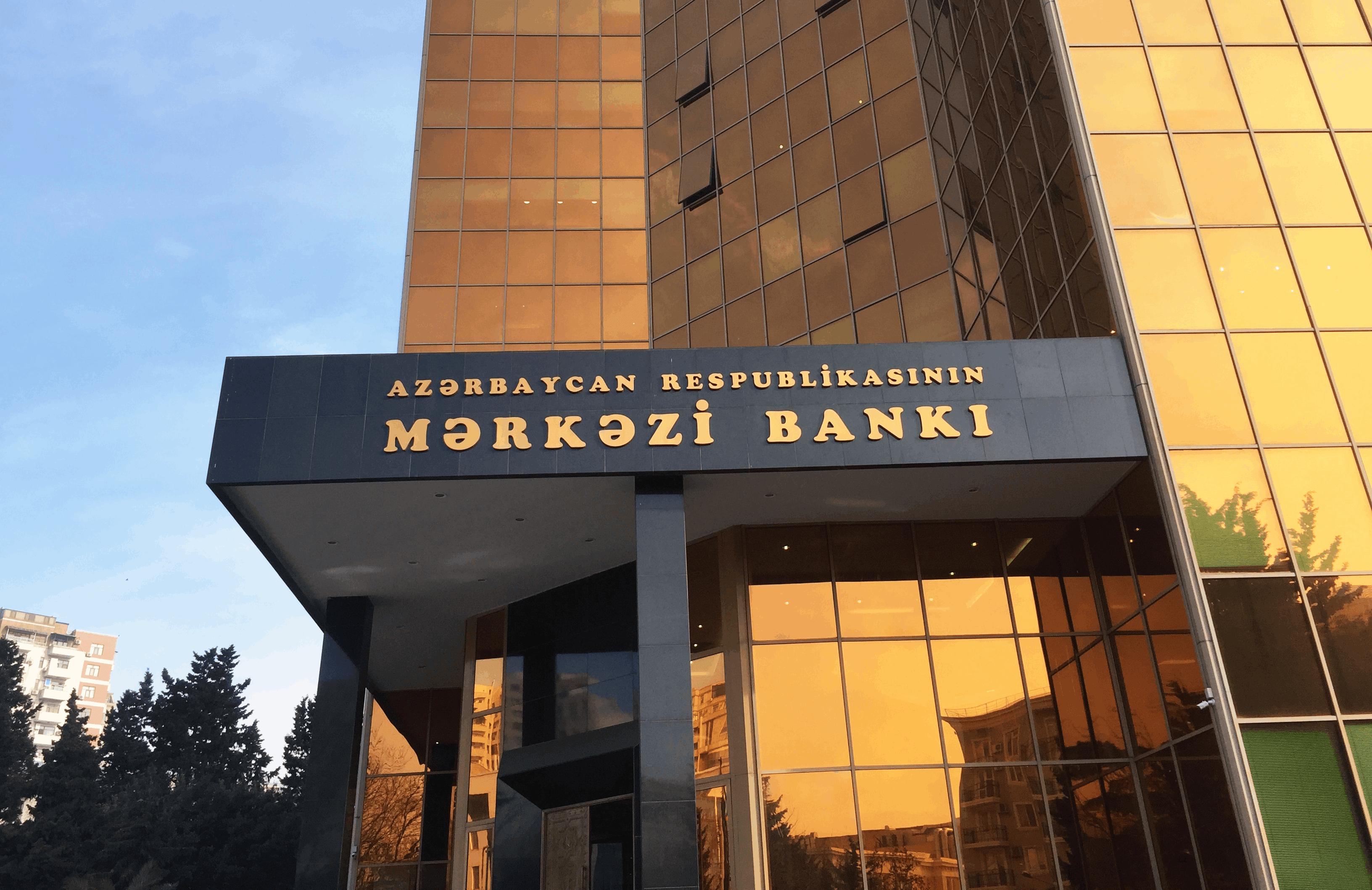 Mərkəzi Bankın qısamüddətli notlarının yerləşdirilməsi üzrə hərrac keçiriləcək