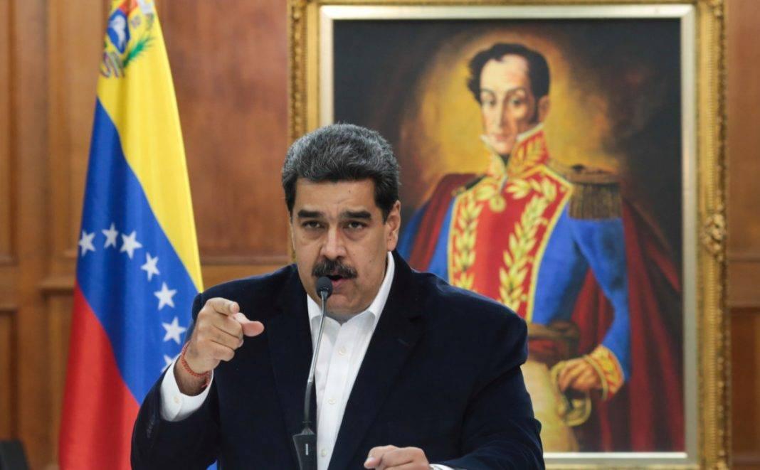 venezuella prezidenti