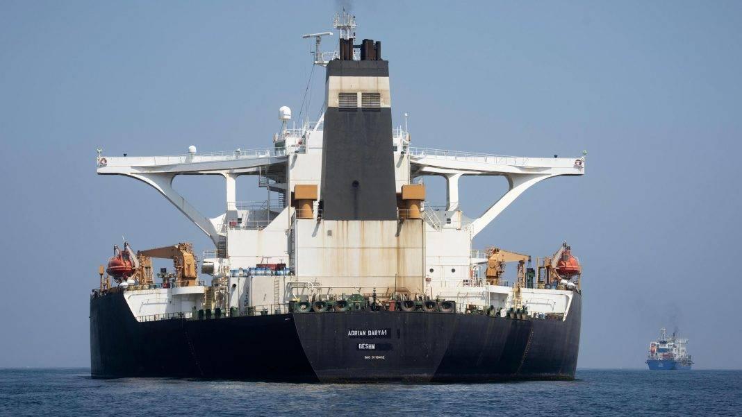 tanker oil