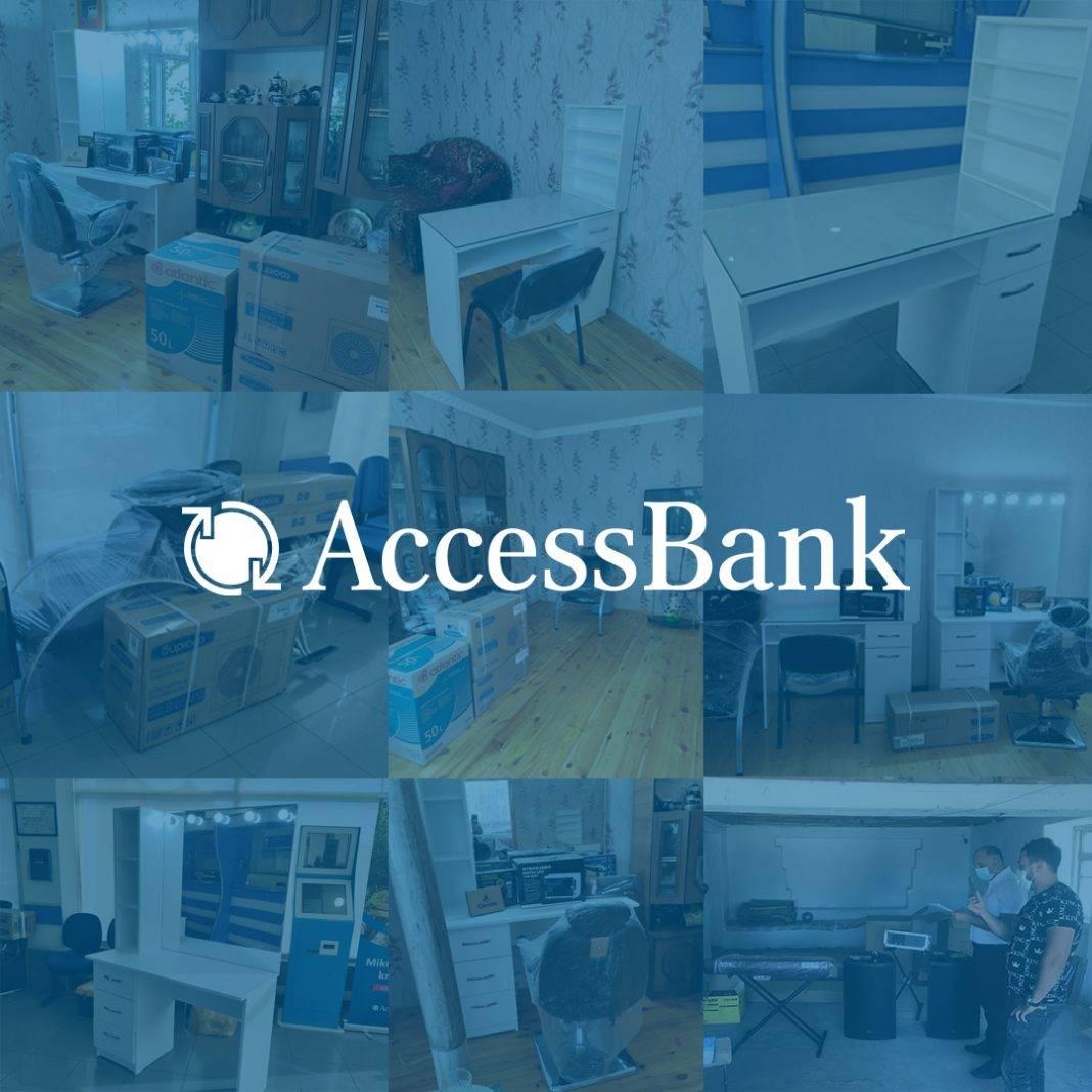 AccessBank ozunumesgulluq proqrami