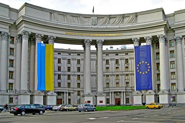 ukraine foriegn