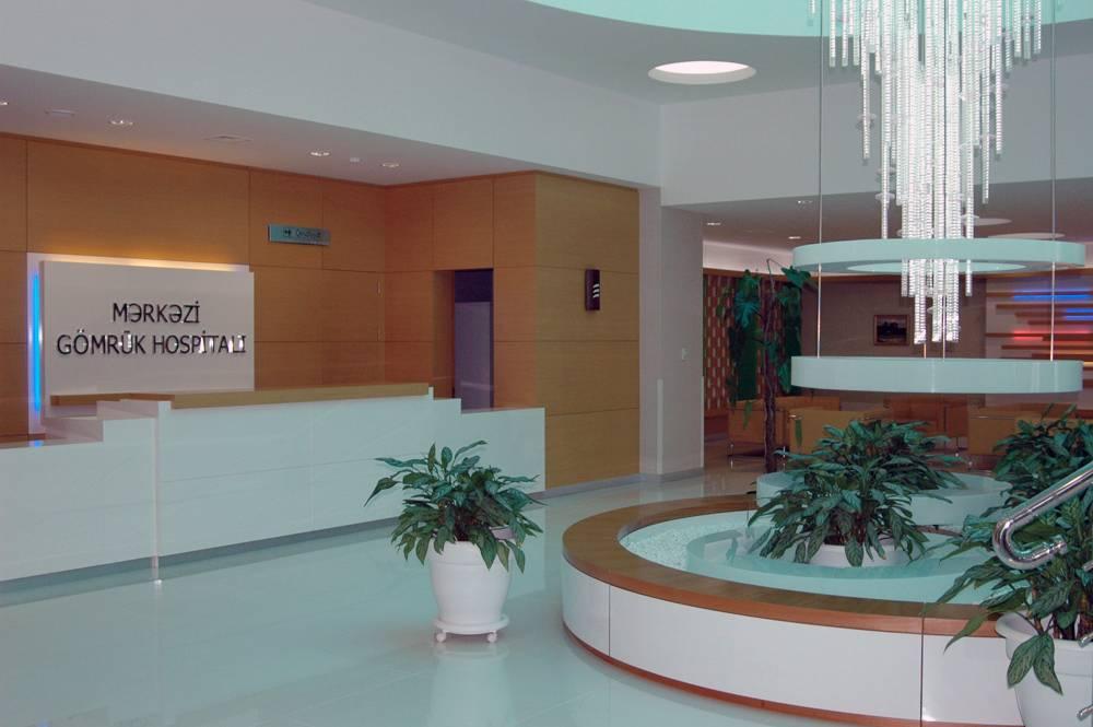 Mərkəzi Gomruk Hospitali Sentyabrin 1 Dən Fəaliyyətini Bərpa Edir