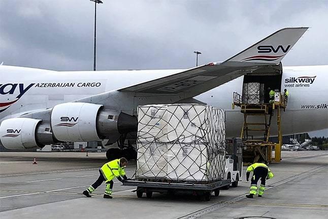 plane cargo