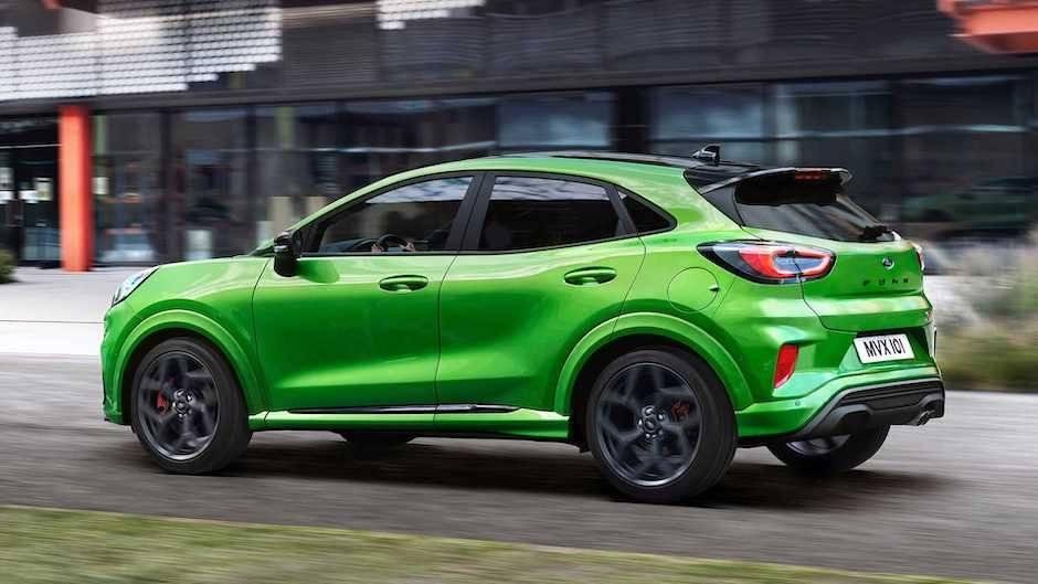 """Ford """"qaynar"""" Puma2"""