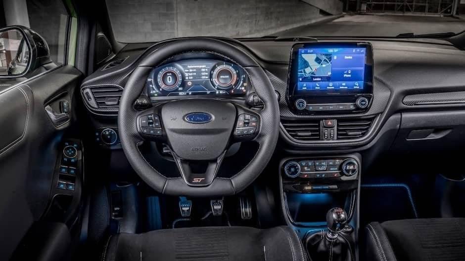 """Ford """"qaynar"""" Puma4"""