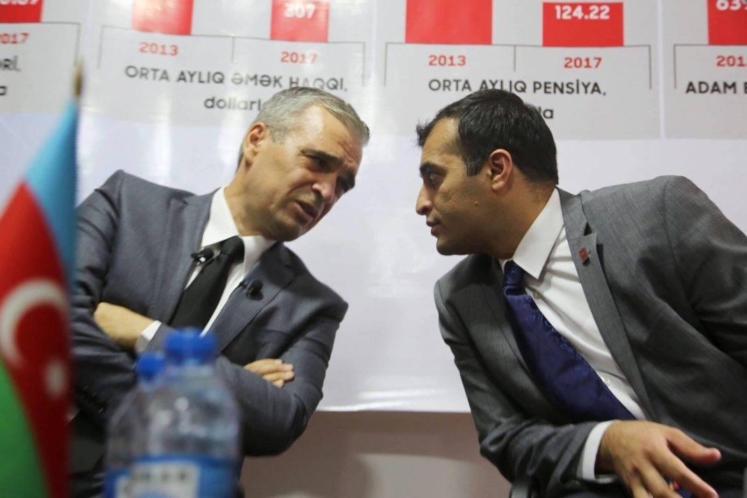 Ilgar Mammadov and Rasul Jafarov 25 04 20
