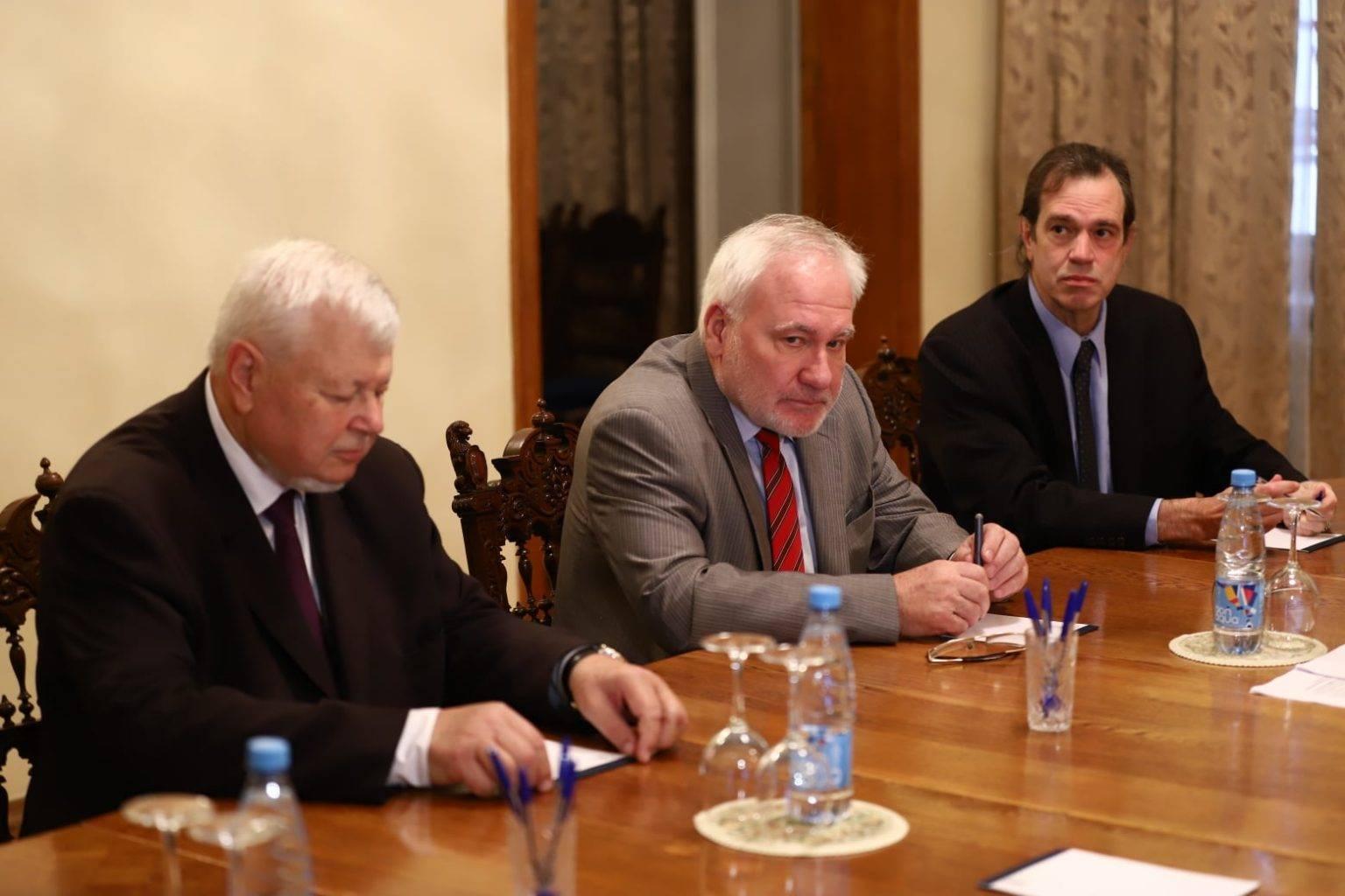 ATƏT-in Minsk Qrupu həmsədrləri tərəfləri dərhal humanitar atəşkəsi təmin  etməyə çağırır