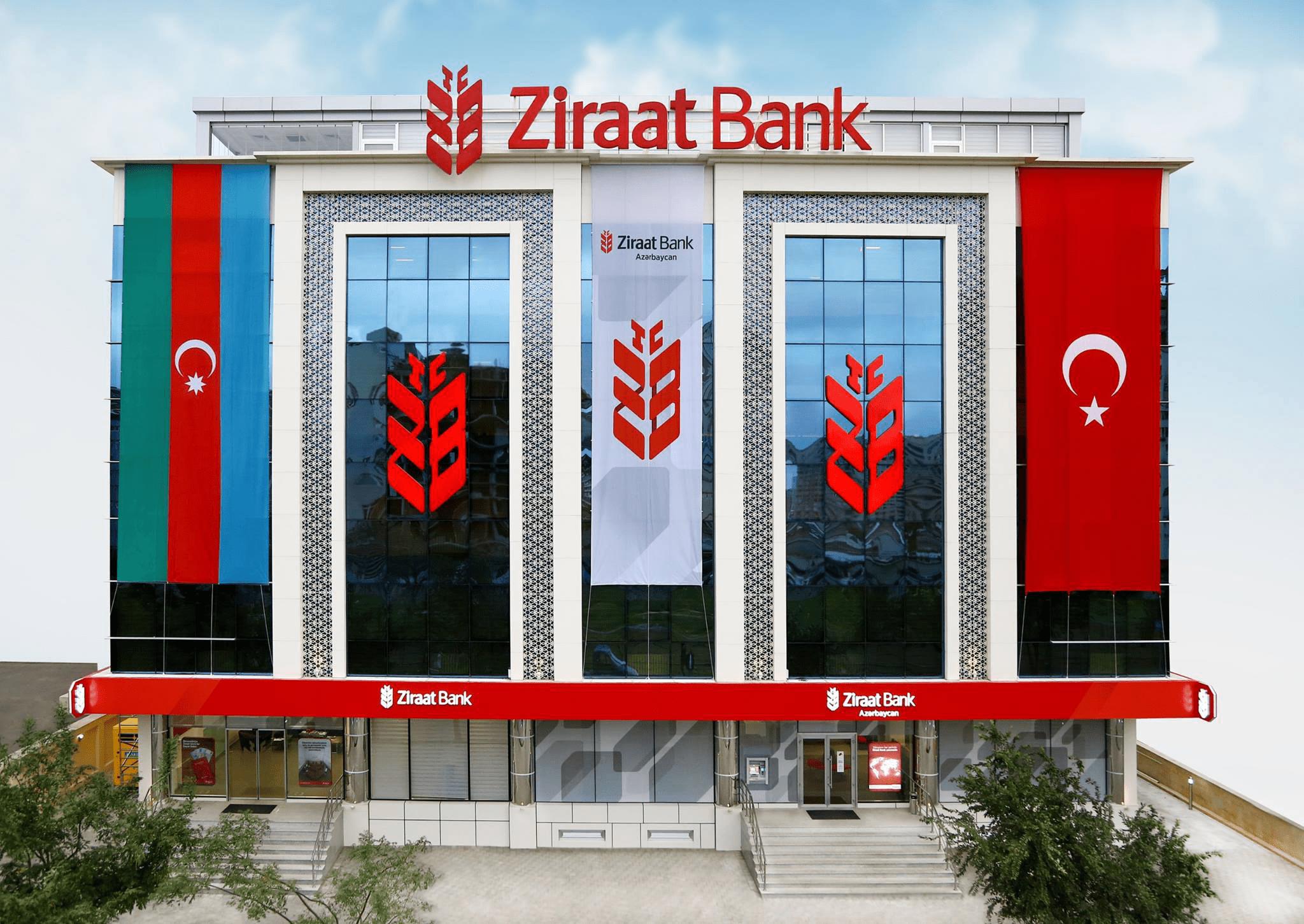 Ziraat Bank Baku Vakansiya