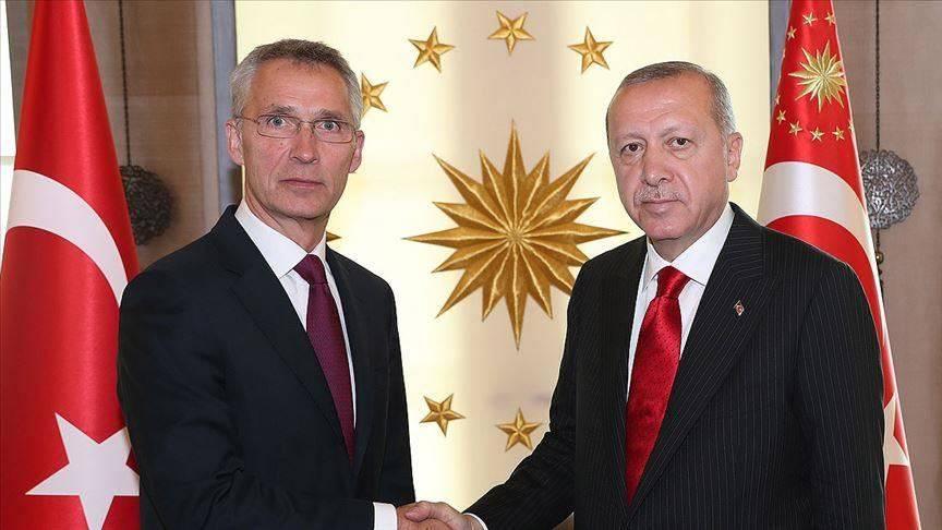 erdogan stoltenberg