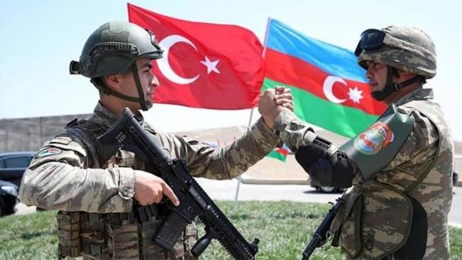 Türkiyə hərbçiləri 1 il Qarabağda olacaqlar