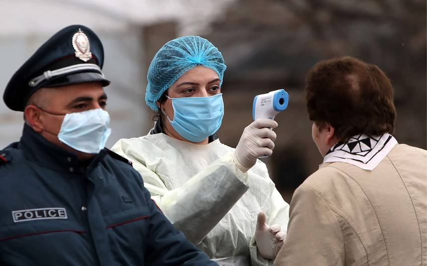 virus armenia