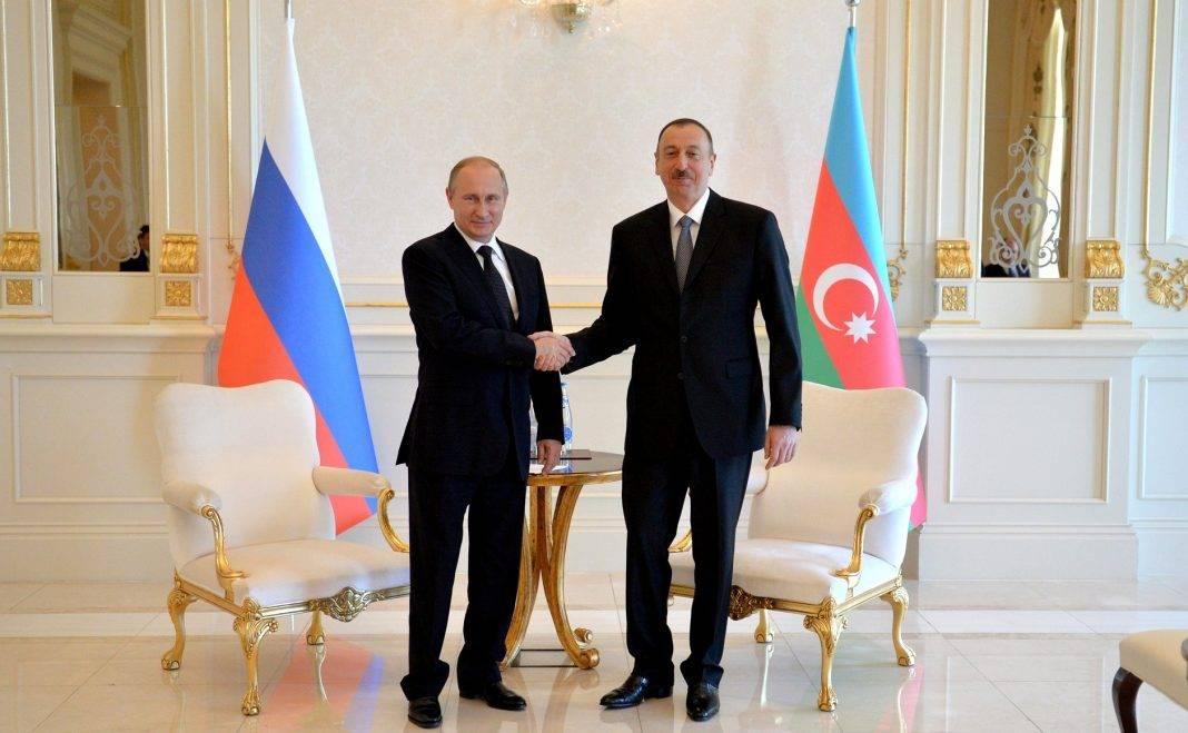 Vladimir Putin and Ilham Aliyev 2015 06 13 1