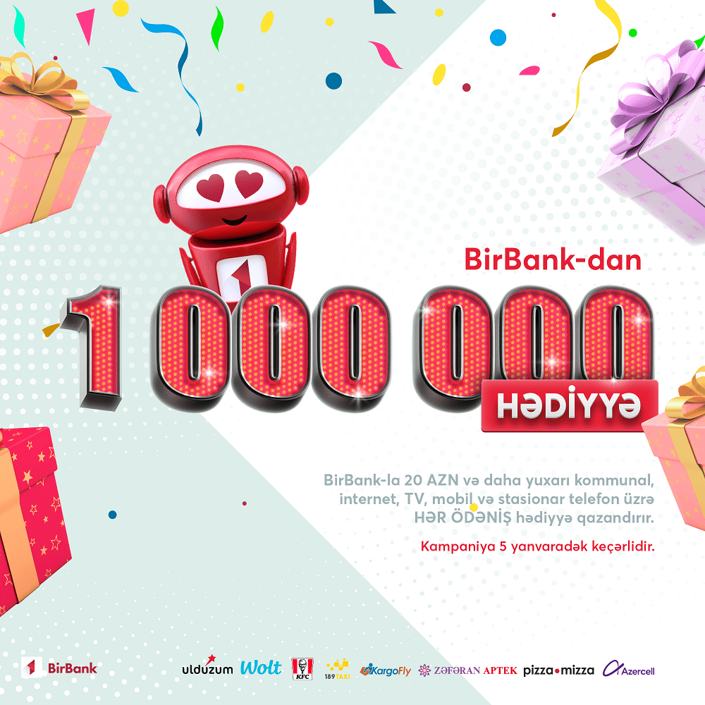 BirBank Yeni il