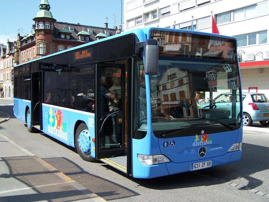 Bus Mercedes Citaro Distribus