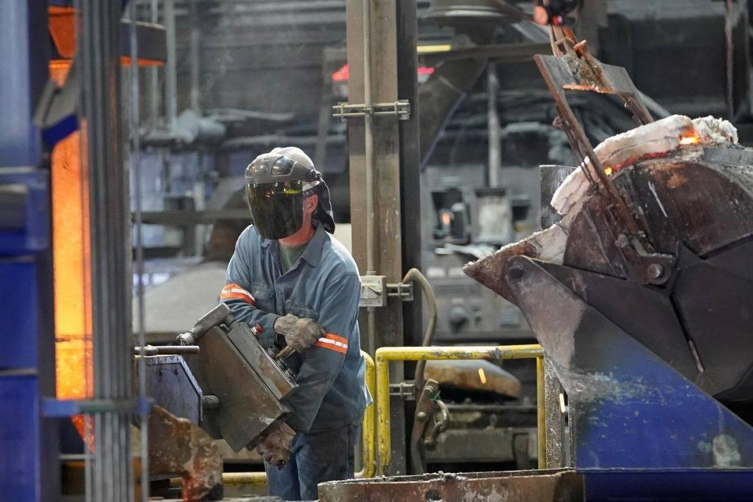 aluminum industry senaye heavy