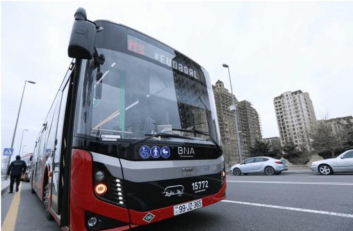baku bus