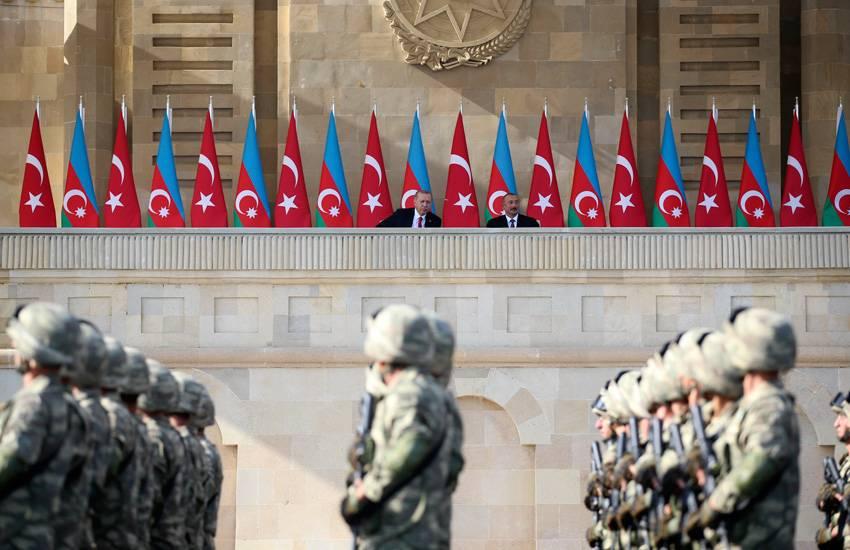 erdoğan və ilham liyev