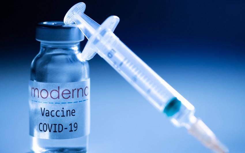 moderna vaksin