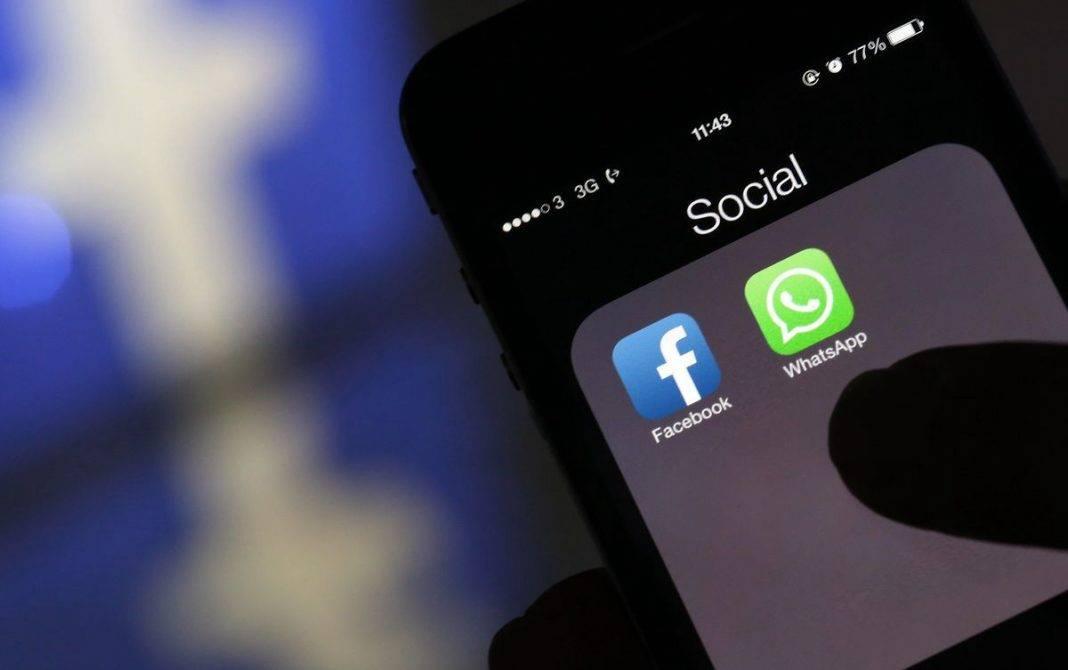 """Facebook"""" və """"WhatsApp"""