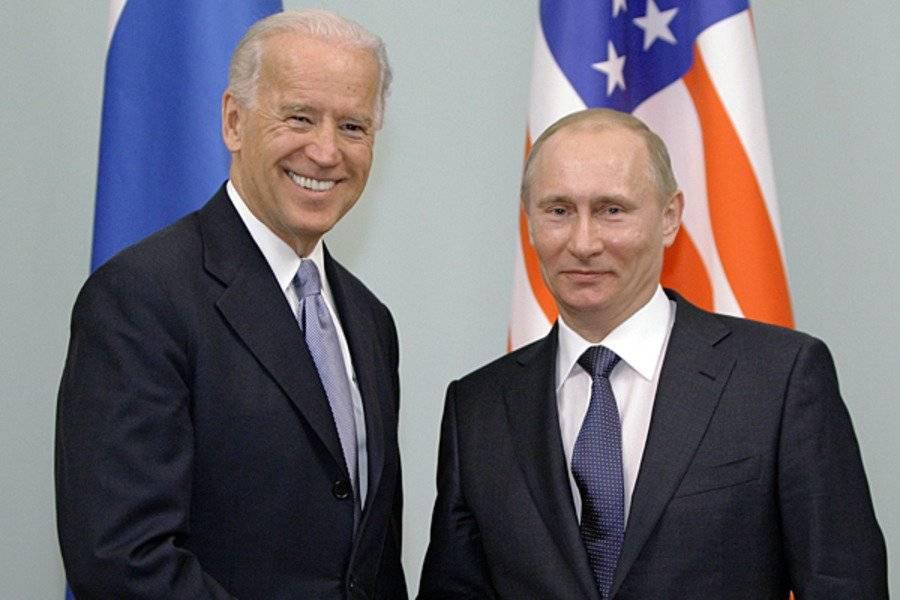 Putinlə Bayden